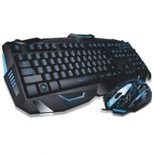 Combo Teclado e Mouse Gamer Lightning Multilaser – TC195