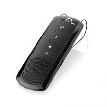 Kit Viva Voz Bluetooth Multilaser Preto – AU201