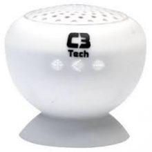 Caixa de Som Bluetooth C3 Tech SP-12BWH