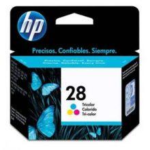 Cartucho HP 28 Colorido Original (C8728AB)