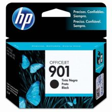 Cartucho HP 901 Preto Original (CC653AB)