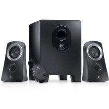 Caixa de Som Logitech Speaker System Z313