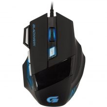 Mouse Gamer BLACK HAWK OM-703 Fortrek