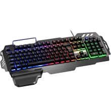 Teclado Gamer Warrior Zuberi Multilaser – TC210