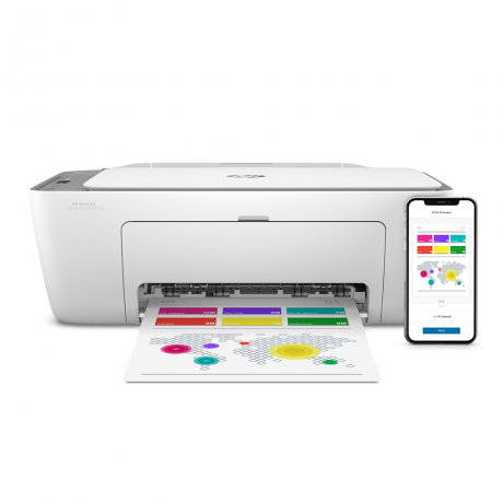 Impressora Multifuncional HP DeskJet Ink Advantage 2776