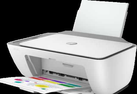 Impressora HP Multifuncional 2776